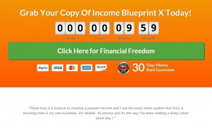Income Blueprint X Scam Review