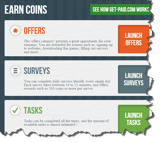 How to Earn Money from Get-Paid?