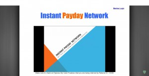 Instant Payday Network Review – Is it Scam or Legit?