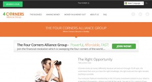 Four Corners Alliance Group Review – Is it a Scam or Legit?