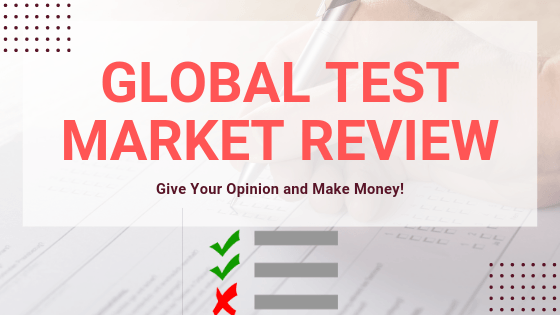 Global Test Market Review – Is it a Scam or Legit? (2019