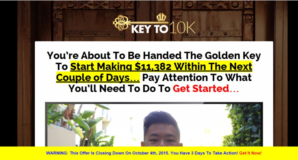Key to 10K Review – Is it a Scam or Legit?