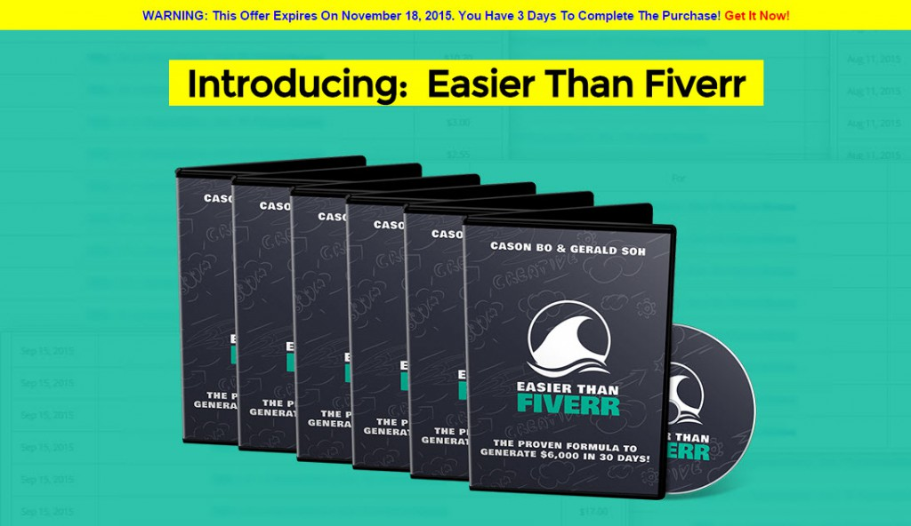 Easier than Fiverr Review – Is it a Scam or Legit?