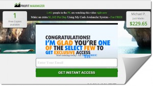 « MCA Motor Club of America Review – Scam or Legit? Profit Maximizer System Review – Is it a Scam or Legit?
