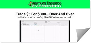 Arbitrage Underdog Evergreen Review