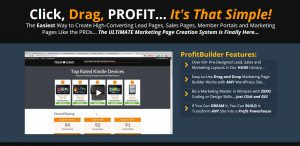 WP Profit Builder Review – Best Landing Page Builder
