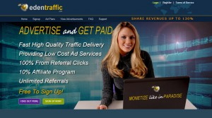 Eden Traffic Review – Is it a Scam or Legit?