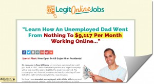 Legit Online Jobs Review – Scam or Legit?