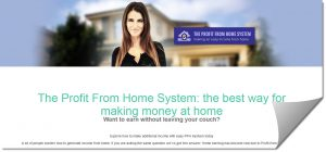 The Profit from Home System Review – Is PFH a Scam?