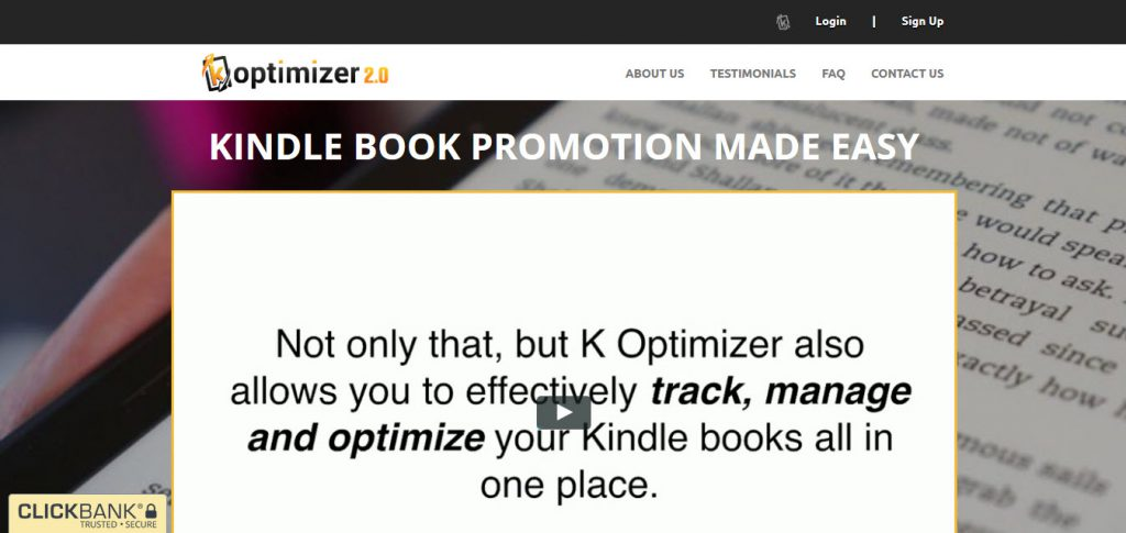 K Optimizer 2.0 Review – A Scam or Helpful Kindle Software?