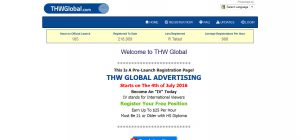 THW Global Review – Is it a Scam or Legit?