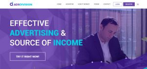 Ads Division Review – Scam or Ponzi Revenue Share?