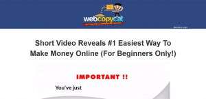 My Personal Webcopycat Review – Legit or Another Blatant Scam?