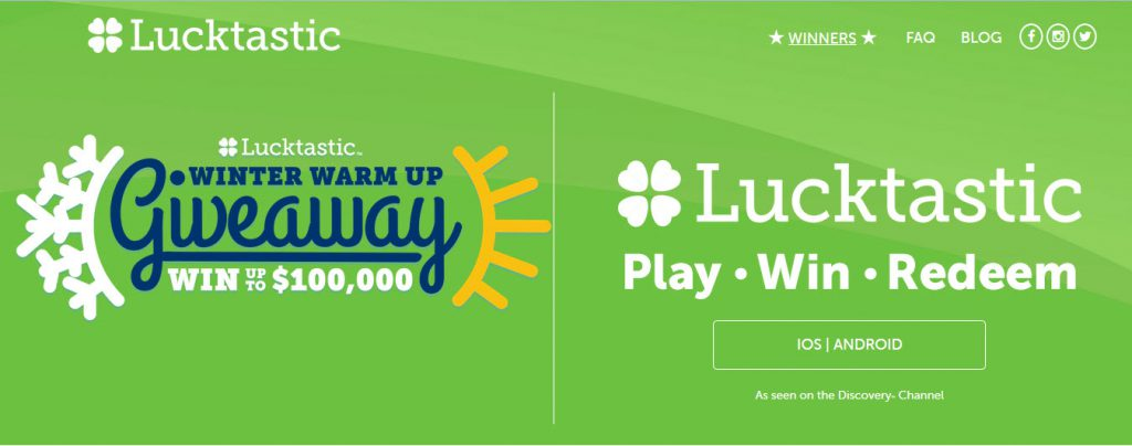 Lucktastic Review – Is this App a Scam or Real?