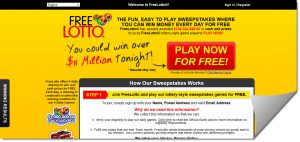 FreeLotto Review