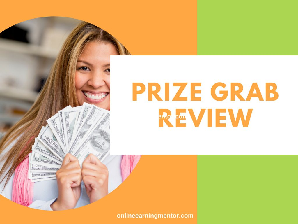 PrizeGrab Review – Is PrizeGrab.com a Scam or Legit?