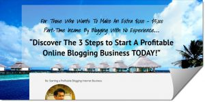 Patric Chan Blogging Guru Review