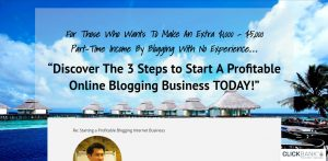 Patric Chan The Blogging Guru Blueprint Review – Legit or Scam?