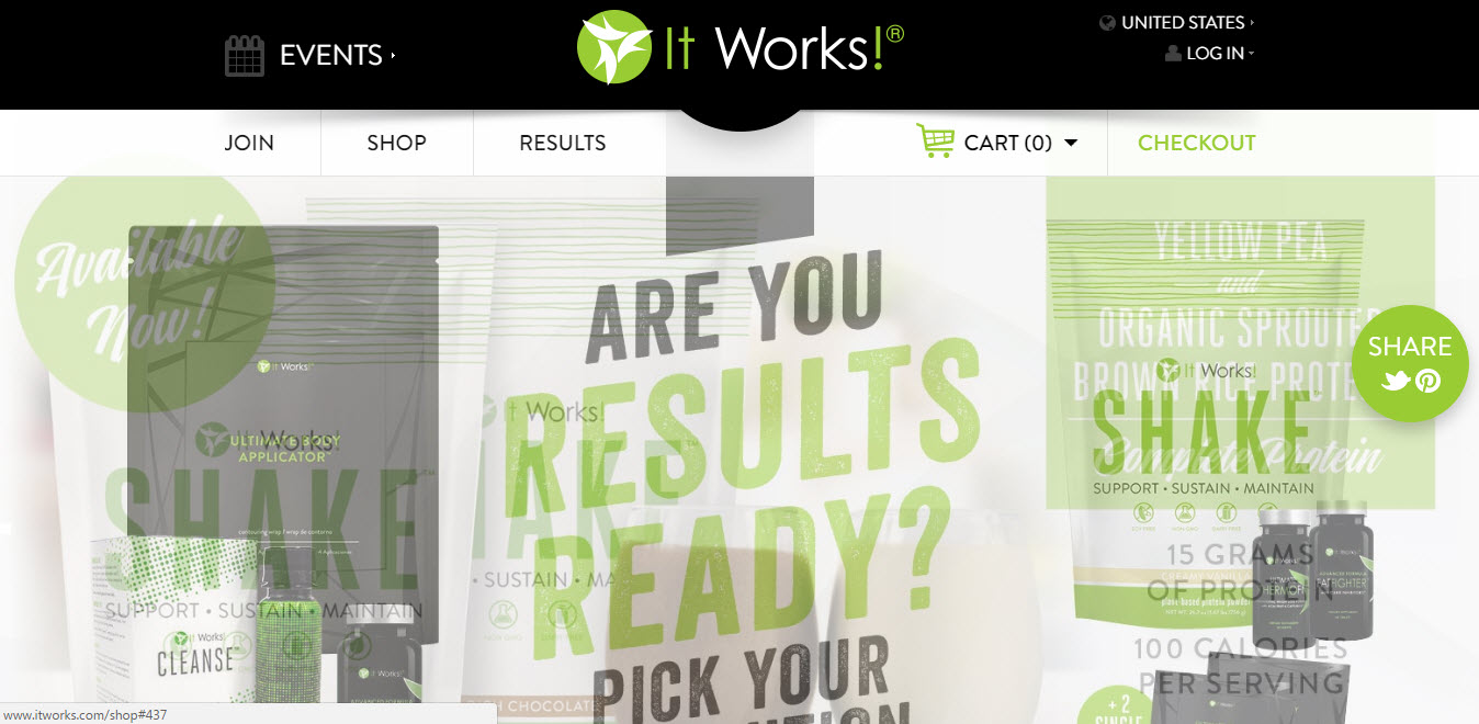 It Works Scam