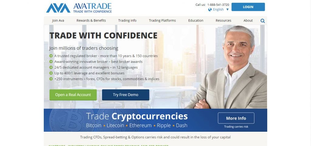 Ava Trade Review 2017 – Does This Forex Broker Legit?