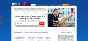 Rent a Friend Reviews – Does it Work or a Scam?