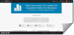 Music Xray App Review