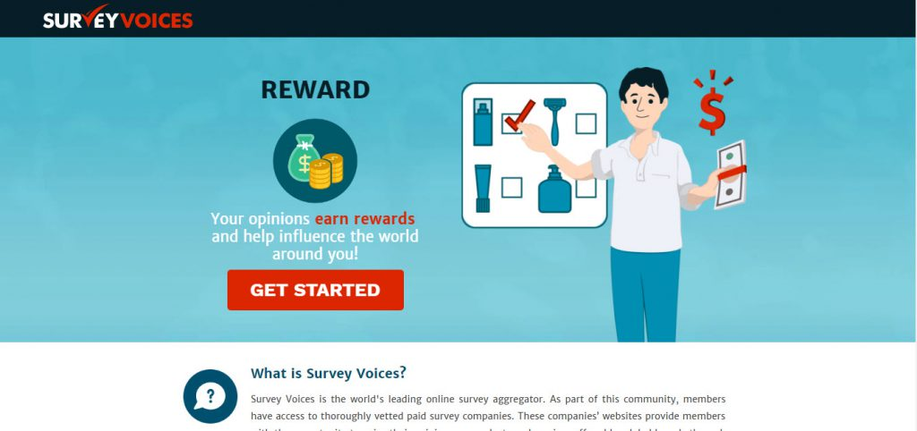 Survey Voices Review – Is it a Scam or Legit Site?