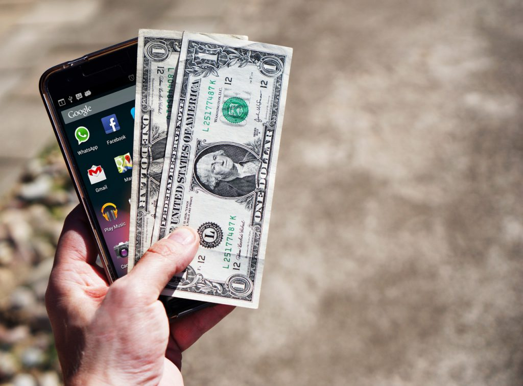 20 Best Money Making Apps That Pay $1000+ Per Month (2018)