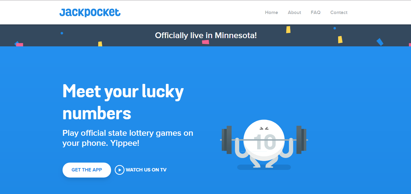 Jackpocket Mobile Lottery App Review