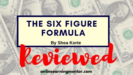 The Six Figure Formula