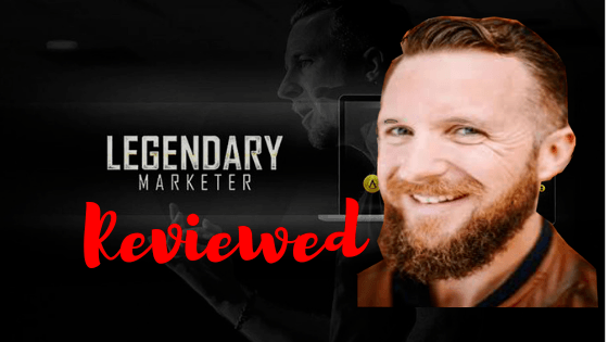 Buy Legendary Marketer  For Sale Used